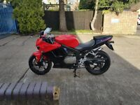 hyosung gt125 not r125