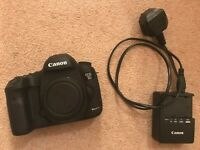 Canon 5D Mark III DSLR camera