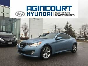 2010 Hyundai Genesis Coupe 2.0T Premium/LEATHER/SUNROOF/ONLY 747
