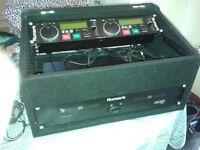 Numark cd deck/mixer