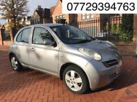 2003 AUTO Nissan Micra 1.2 16v SE 5dr #MAY 2018 MOT # CHEAP INSURERENCE # AUTOMATIC # LOVELY CAR #