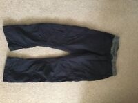 Boys' M&S Trousers, Age 11-12