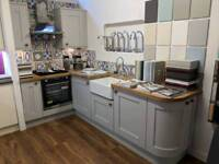 Ex display kitchen crown imperial