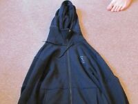 Nike Air Max Black Hoodie - Size Medium