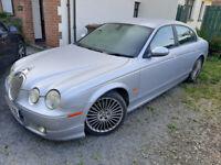 For parts or repair 2006 Jaguar S-type XS auto,2.7 Diesel