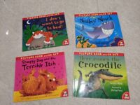 Picture book and cd set