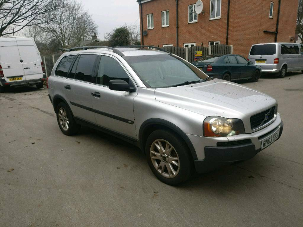 !!!STOLEN!!! IF SEE RING VOLVO XC90 AWD 2.4 D5 SEMI AUTOMATIC