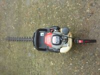Robin professional petrol hedge cutter made in japan cost £400