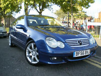 *** Mercedes-Benz C Class 2.1 C200 CDI SE 2dr *12 MONTHS MOT*3 MONTHS WARRANTY INCLUDED* BARGAIN***