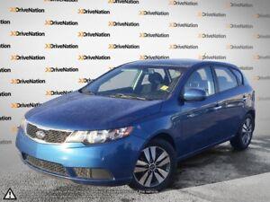 2013 Kia Forte 2.0L EX PST PAID***GOOD ON GAS***4 DOOR***HATC...