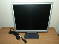 "17"" ACER - LCD - PC MONITOR -"