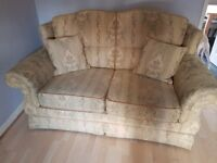 2 seater Hunters of Derby sofa