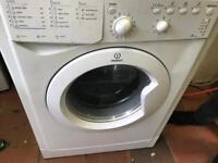 Washing machine. Indesit
