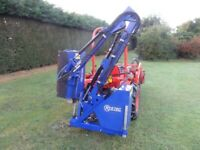 Compact Tractor Hedge Flail