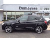 2015 BMW X3 xDrive28i SERVING THE AREA SINCE 1957!!!