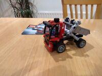 LEGO 8065-1: Mini Container Truck