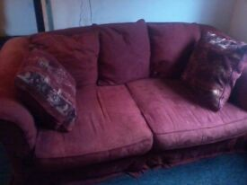 x2 and x3 seater sofa for sake
