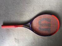 Wilson Rak Attak Jr 25 Tennis Racket