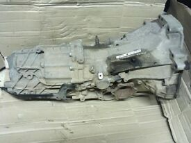 AUDI manual gearbox 3,0TDI or 2,7TDI. HVD type. Audi A4 A6, VW. Six speed. CHEAP!!