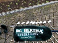 Used ladies golf clubs - Big Bertha Calloway