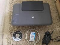 HP Deskjet 1050 printer/scanner/copier