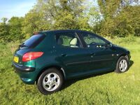 Peugeot 206 Rolland Garros (Limited Edition)