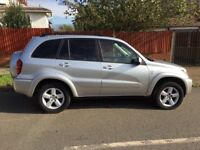 Toyota RAV4 XT-R VVT Very low mileage