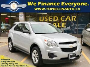 2011 Chevrolet Equinox 2 YEARS WARRANTY, LOW PAYMENTS