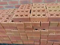 Pallet Sunset Red Multi Bricks
