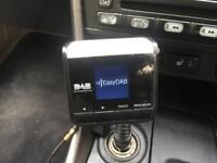 Easy DAB fm transmitter