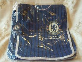 Chelsea Football Club True Blue Official Membership Blue Bag - NEW IN BAG