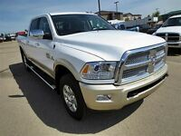 2015 Ram 2500 LONGHORN CREW CAB DIESEL 4X4 AIR SUSPENSION