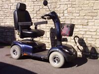 Invacare comet mobilaty scooter