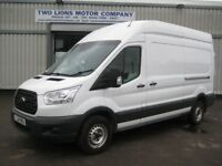 Ford Transit 350 H/R P/V One Owner FSH AA Breakdown