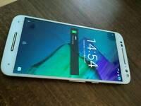Motorola x style white