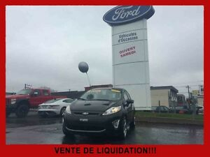 2013 Ford FIESTA 5-DR