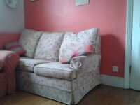 Multi York 3 seater sofabed - old but very good condition