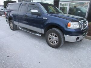 2008 Ford F-150 4X4 EX-CAB WITH 5.4L