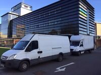 Man and Large Van Hire - House/Flat Cheap Removals Service & Single Items Call or Text Any Time