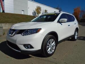 2014 Nissan Rogue SV AWD 7 PASSAGERS GPS TOIT PANORAMIQUE