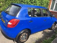 Quick sale bargain Skoda Fabia. Cheap to run on fuel, tax and insurance. Very reliable little car.