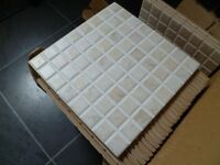 'Ceramiche' Mosaic-style ceramic bathroom tiles