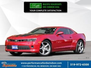 2014 Chevrolet Camaro 2LT ***leather, automatic***