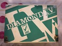 Wharfedale Diamond IV speakers (one pair)