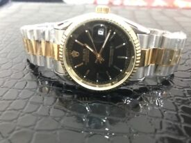 Rolex DateJust 116233 Stainless Steel & 18K Yellow Gold Watch