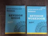GCSE CORE SCIENCE HIGHER REVISION GUIDE & WORKBOOK