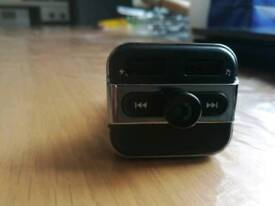 FM and Bluetooth transmitter. ***SOLD***