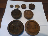 Set of Imperial Weights