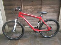 MENS SPECIALIZED ROCKHOPPER SL COMP MOUNTAIN BIKE IN EXC. COND!!
