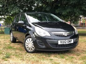 2012 VAUXHALL CORSA ECOFLEX EXCLUSIVE 1.3 CDTI ** NEW MOT ** NEW TIMING CHAIN ** 3 MONTHS WARRANTY *